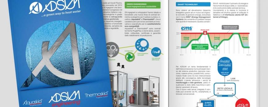 Adsum Engineering nuova brochure 2018