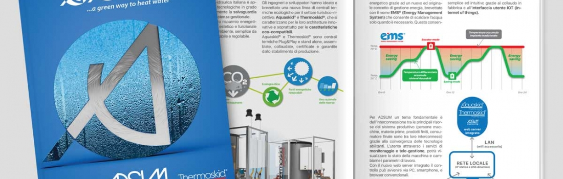 Adsum Engineering nuova brochure 2018